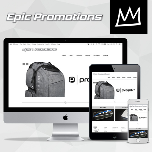epic promotions